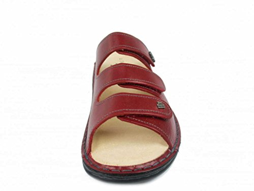 Finn Comfort 82564-578147, Zoccoli donna Rot