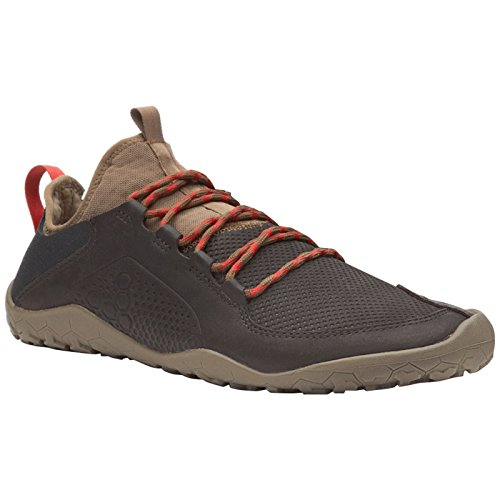 41tsdjwFOQL. SS500  - VIVOBAREFOOT Primus Trek, Mens Leather Walking Shoe with Barefoot Firm Ground Sole and Thermal Protection