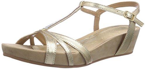 Unisa  BOILI_15_SM, Sandales pour femme Or - Gold (PLATINO)