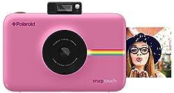 Polaroid-Schnappschuss-Sofortdruck-Digitalkamera mit LCD-Display (Pink) mit Zink Zero Ink Drucktechnologie