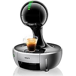 Krups Dolce Gusto KP350B Nescafé Drop Machine à café à capsules Silber