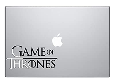Game of thrones popular cult series decal wall art vinyl sticker- easy to apply wall vinyl sticker fun and cool for home improvement and decorations makes a great birthday present for fans of the show