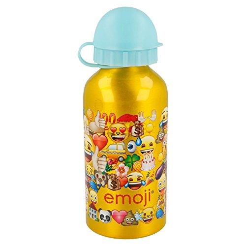 Emoji- Botella Aluminio 400 ml (STOR 86634)