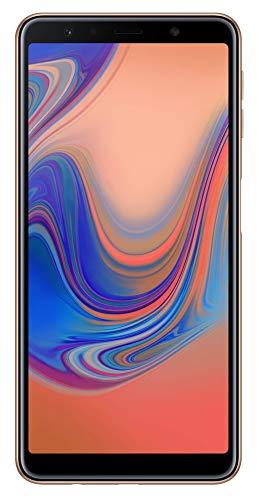 Samsung Galaxy A7 SM-A750FZDDINS (Gold, 4GB RAM, 64GB Storage) Without Offer