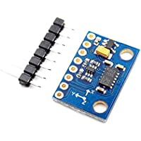 Honghopak 1PCS GY-511 High Precision LSM303DLHC e-Compass 3 Axis Magnetometer And 3 Axis Accelerometer Module W
