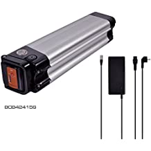 Prophete e-bicicleta, kit de bicicleta eléctrica Pedelecs, Li-Ion(litio-Ion) la batería del tubo del sillín con 24 V 15Ah 360 wh con cargador