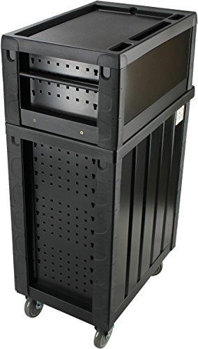 BigBoy V2 Werkstattwagen Werkzeugkiste Kombination - gefüllt mit Handwerkzeug | 10 Schubladen - 8 bestückt | Bit Sets, Ratschen, Nüsse und vieles mehr... - 4