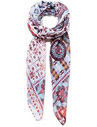 8abd51ca1e8 Amazon.fr   Desigual - Echarpes et foulards   Accessoires   Vêtements