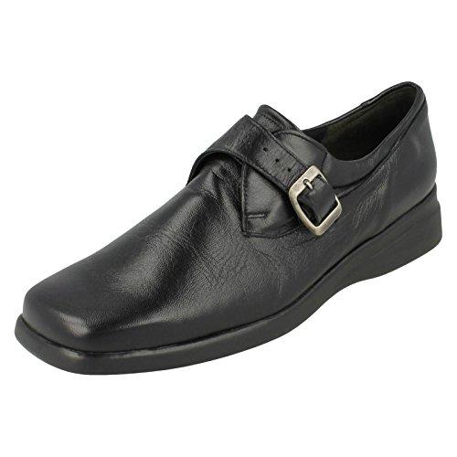 Nil Simile pour chaussures Hampshireraccord étroite Noir
