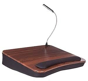 Sofia And Sam Memory Foam Cushion Lap Desk With Light