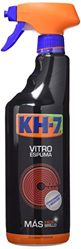 KH-7 Vitro Espuma Limpiador Vitrocerámicas - 750 ml