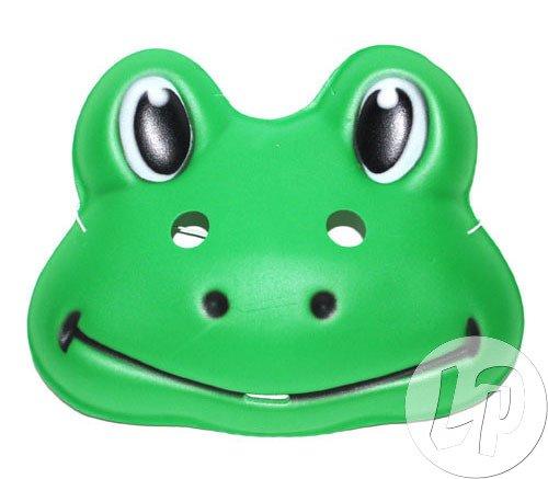Preisvergleich Produktbild Kindertiermaske Frosch