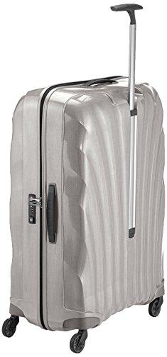 Samsonite Suitcase, 81 cm, 123 Liters, Pearl