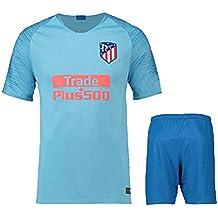 Shihong-G Camisetas Personalizadas personalice 12 Camisetas de Uniformes de Clubes de fútbol con su
