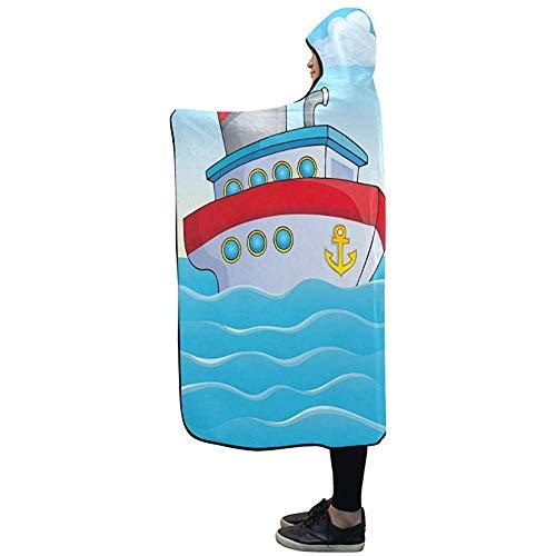 NA Mit Kapuze Decke Image Dolphin Theme 2 Eps 10 Decke 50 x 40 Zoll Comfotable Hooded Throw Wrap