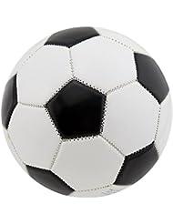 PU enfant jouant au Football pour enfant Petit Sport Football Ballon de Football-Extra forte 15 cm-Taille 2–couleur aléatoire