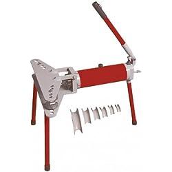 Cintreuse hydraulique 6 segments à plier 1/2-2' Pouces