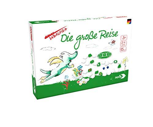 Noris Spiele 606011542 - Tabaluga - La Gran viaje, de colección de y atención parte , color/modelo surtido