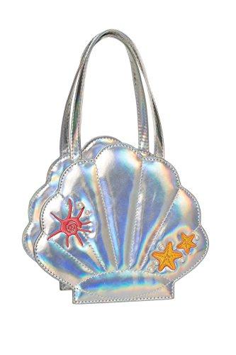 Dancing Days Ariel Hadert Meerjungfrau Hülle Retro Kitsch Pastell Grunge Handtasche -