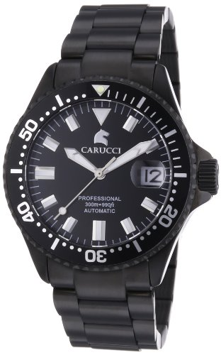 Carucci Watches CA2200BK-BK