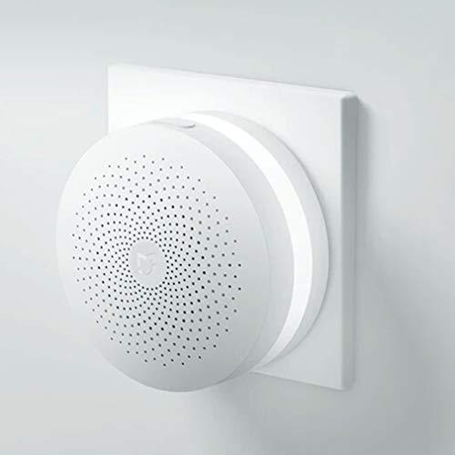Preisvergleich Produktbild Mijia Smart 5 Stück Komplettset Familienpaket Geschenkpaket Intelligent Haushalt (Farbe: Weiß)