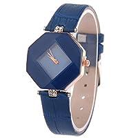Luckhome Delicate Rhinestone Wristwatch Ladies Dress Watch Quartz Watch (BU)