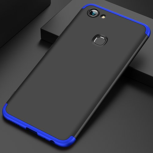 official photos dc5de 5383f ECOSMOS ® VIVO Y83/Y83 Case 3 in1 360º Anti Slip Super Slim Back Cover for  VIVO Y83/Y83