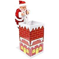 Zale Juguete Eléctrico Navideño De Temática Navideña Santa Claus con Música