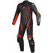 Dainese Mono de piel para moto, con protecciones aprobadas por la CE, todos los colores y tallas disponibles
