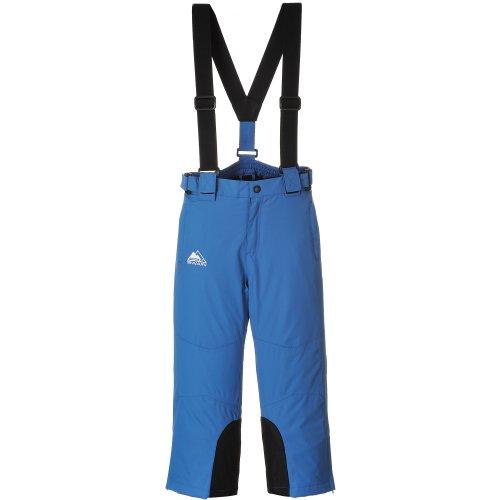 COX SWAIN Kinder Ski-/Snowboardhose BIDDY - 5.000mm Wassersäule - 3.000mm Atmungsaktivität, Colour: Blue, Size: 9-10