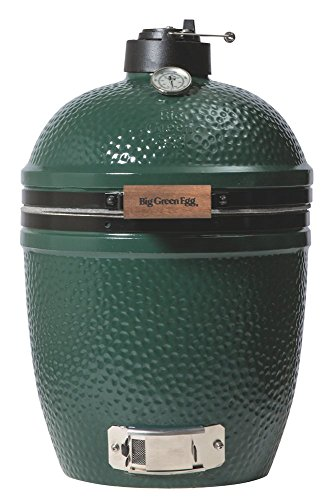 Big Green Egg Large Grill Kettle grün
