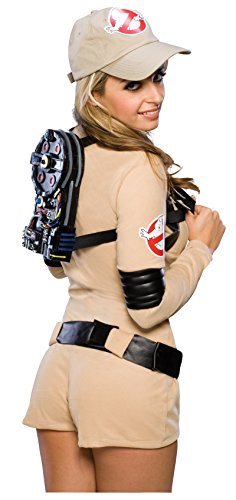 Costume Ghostbusters Sexy Ladies Beige