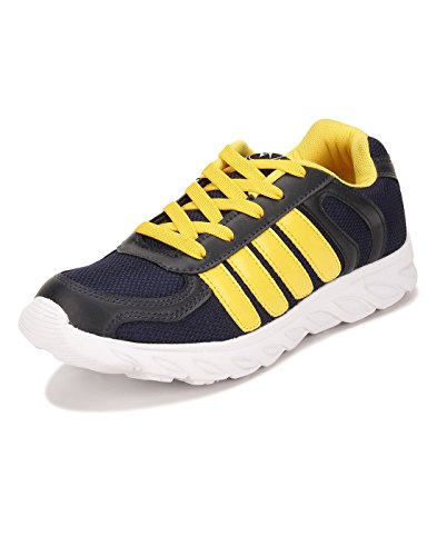 Yepme Men's Multi-Coloured Synthetic Sports Shoes YPMFOOT13129_6  available at amazon for Rs.399