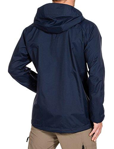 Jack wolfskin texapore vent veste spark Bleu - Bleu marine