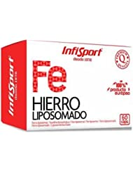 Infisport Fe Liposomado 60 caps