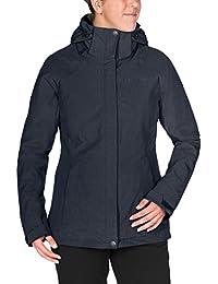 VAUDE Damen hardshelljacke Caserina 3-in-1 Jacket