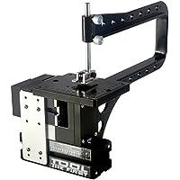 Big Power 60W Electroplated Mini Metal arco-brazo Jigsaw cortadora para modelo de carpintería DIY