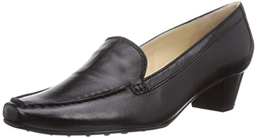 Högl 9-104510, Loafers Femme Noir (100)