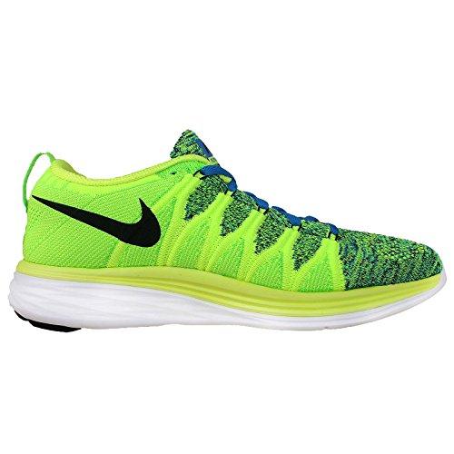 Nike Flyknit Lunar 2 Women's laufen Shoes - HO14 Green
