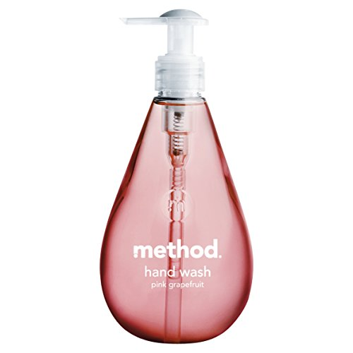 Method Hand Wash Pink Grapefruit 354ml (Pack of 6)