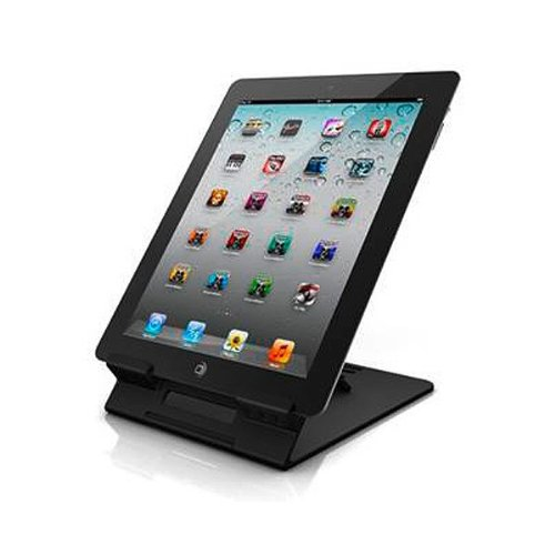 IK Multimedia iKlip Studio Tischständer für Apple iPad mini und 17,8 cm (7 Zoll) bis 22,9 cm (9 Zoll) Tablet/E-Reader