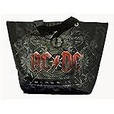 AC/DC Tragetasche Black Ice