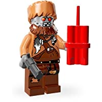 Lego - Mini Figures - The Movie - Wiley Fusebot
