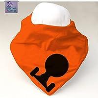 Babero bandana Star Trek_2. Para bebés, niños o adultos con necesidades especiales. P_104. ***Envío gratuito a España***