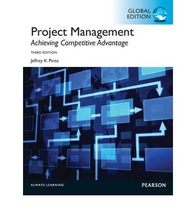 [ PROJECT MANAGEMENT, ACHIEVING COMPETITIVE ADVANTAGE BY PINTO, JEFFREY K.](AUTHOR)PAPERBACK