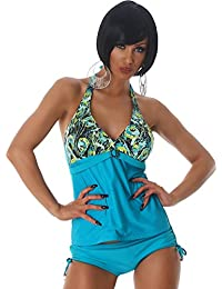 Esther Queen - Tankini - Animal Print - para mujer