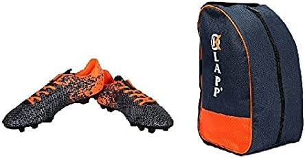 Nivia Carbonite Football Shoes With Shoe Bag; Football Shoes; Football Studs