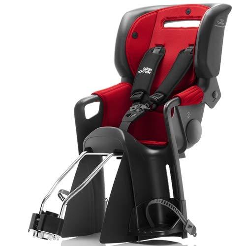 Römer Jockey Comfort 3 Kindersitz schwarz/rot-blau