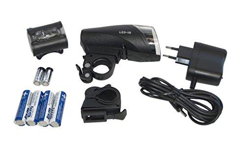 Busch & Müller Leuchtenset LED Ixon IQ Ixback Senso, 192QMLA/382/1S-00