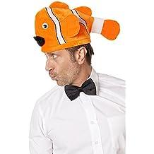 Sombrero de peces Pez payaso de pescado Naranja - Colour rosa